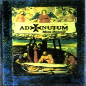 Ad Nutum - Mens Divinior cover art