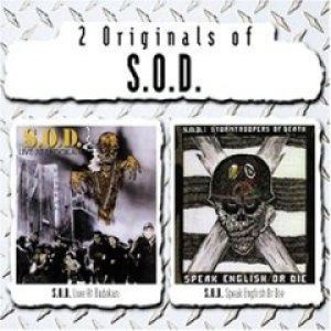 Stormtroopers of Death - 2 Originals of S.O.D. cover art