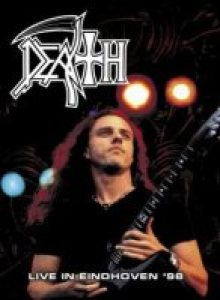 Death - Live in Eindhoven '98 cover art
