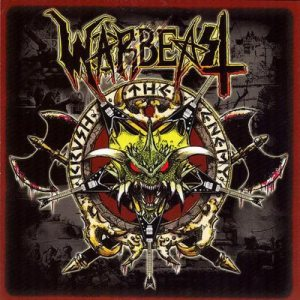 Warbeast - Krush the Enemy cover art