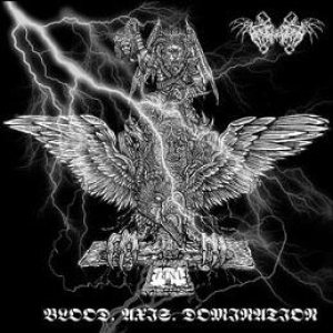 Nechbeyth - Blood. Axis. Domination cover art