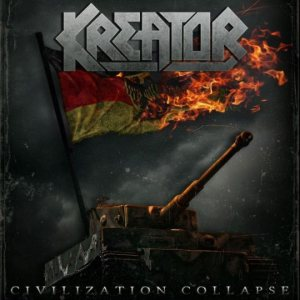 Kreator - Civilization Collapse cover art