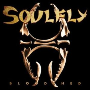 Soulfly - Bloodshed cover art