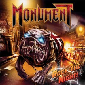 Monument - Rock the Night cover art