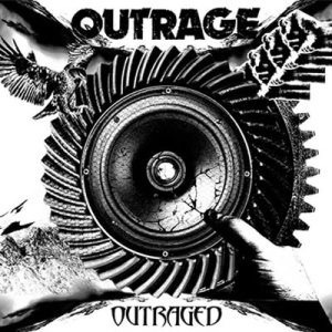 Outrage - Outraged cover art