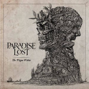 Paradise Lost - The Plague Within cover art