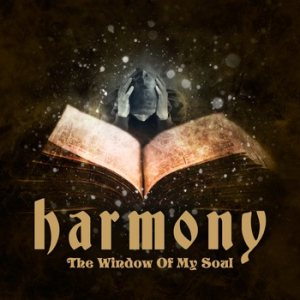 Harmony - The Window of My Soul cover art