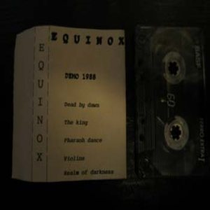 Equinox - Demo 1988 cover art