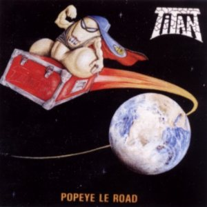Titan - Popeye Le Road cover art