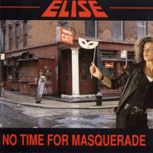 Elise - No Time for Masquerade cover art