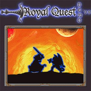 Royal Quest - Demo 99 cover art
