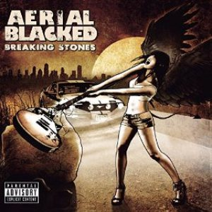 Aerial Blacked - Breaking Stones cover art