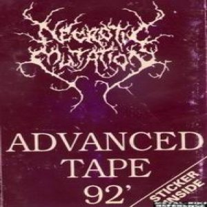 Necrotic Mutation - Advanced Tape '92 cover art