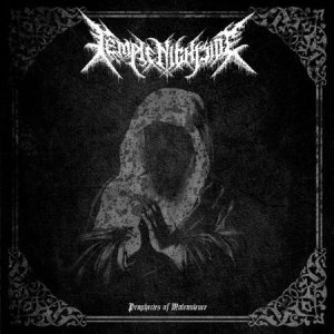 Temple Nightside - Prophecies of Malevolence cover art