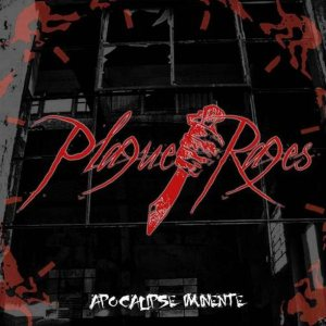 Plague Rages - Apocalipse iminente cover art