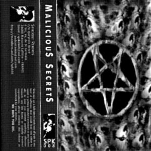 Malicious Secrets - Demo 1999 cover art