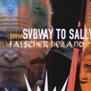 Subway to Sally - Falscher Heiland cover art