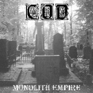C.O.D. - Monolith Empire cover art