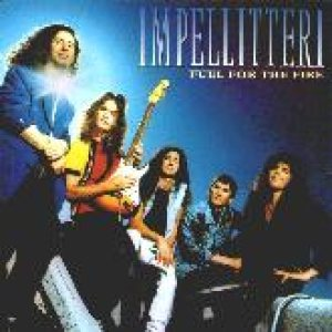 Impellitteri - Fuel for the Fire cover art