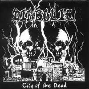 Diabolic - City of the Dead cover art