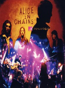 Alice In Chains - Unplugged cover art