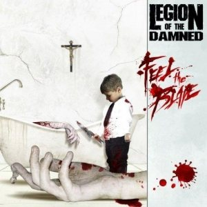 Legion of the Damned - Feel the Blade cover art