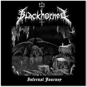 Blackhorned - Infernal Journey cover art