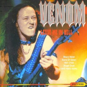 Venom - Leave Me in Hell cover art