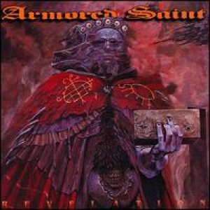 Armored Saint - Revelation cover art
