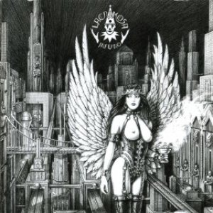 Lacrimosa - Inferno cover art