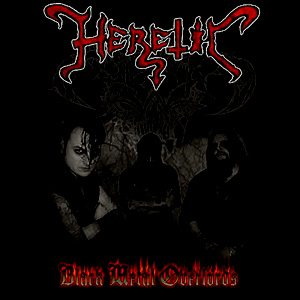 Heretic - Black Metal Overlords cover art