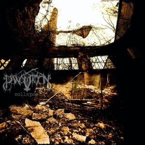 Panopticon - Collapse cover art