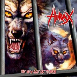 Hirax - The New Age of Terror cover art