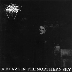 Darkthrone - A Blaze in the Northern Sky cover art