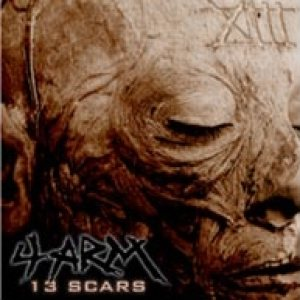 4Arm - 13 Scars cover art
