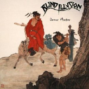 Blind Illusion - Demon Master cover art