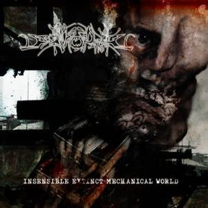 Depths of Depravity - Insensible Extinct Mechanical World cover art