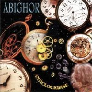 Abighor - Anticlockwise cover art