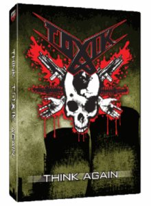 Toxik - Think Again cover art