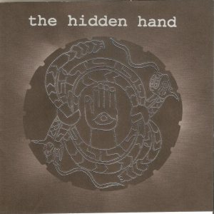 The Hidden Hand - Divine Propaganda cover art