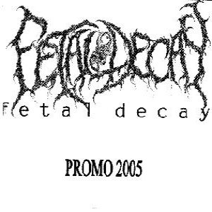 Fetal Decay - Promo cover art