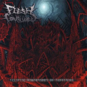 Flesh Consumed - Ecliptic Dimensions of Suffering cover art