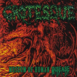 Grotesque - Museum of Human Disease cover art