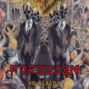 Forbidden - No Reason cover art