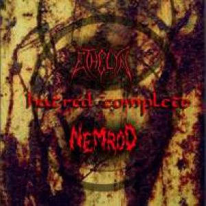 Ethelyn / Nemrod - Hatred Complete cover art