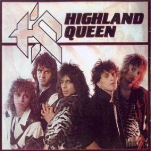 Highland Queen - Highland Queen 1983-1985 cover art