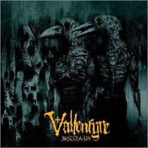 Vallenfyre - Desecration cover art