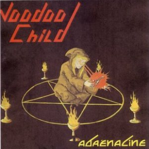 Voodoo Child - Adrenaline cover art
