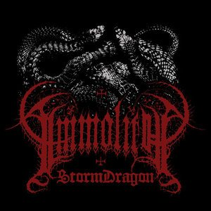 Immolith - Storm Dragon cover art