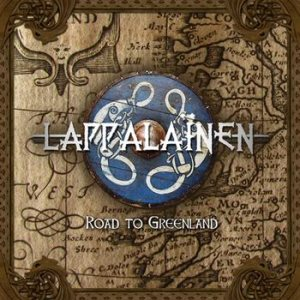 Lappalainen - Road to Greenland cover art